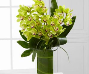 Welcome Spring with the Color of the Year: Greenery